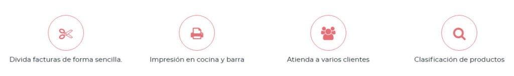 POS Cocina y Barra