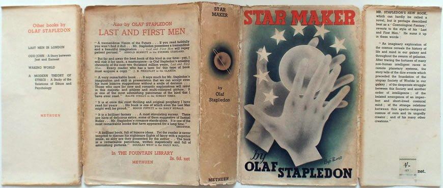Hacedor de Estrellas - Olaf Stapledon