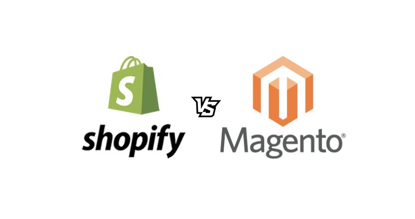Shopify vs Magento ecommerce